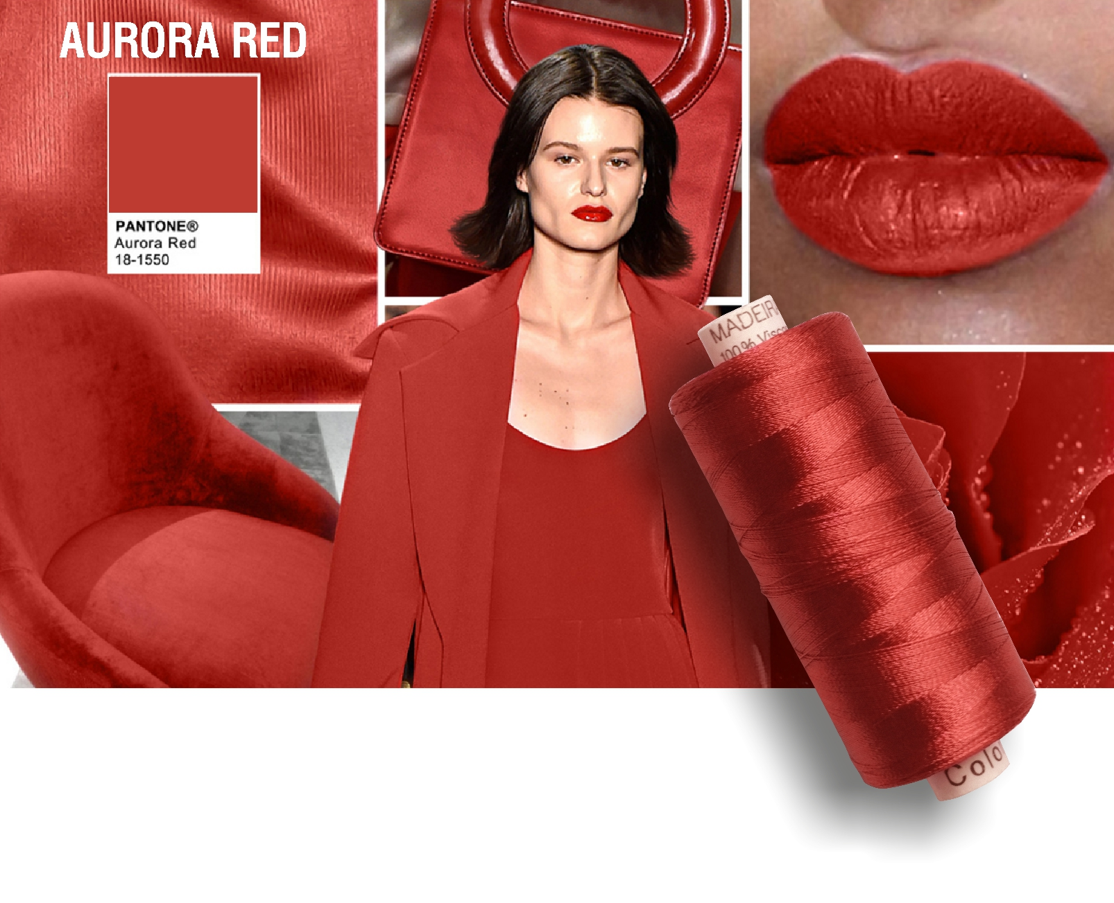 pantone aurora red - photo #35
