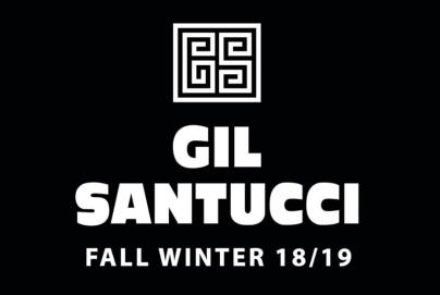Collezione Gil Santucci 2018 19 Fall winter